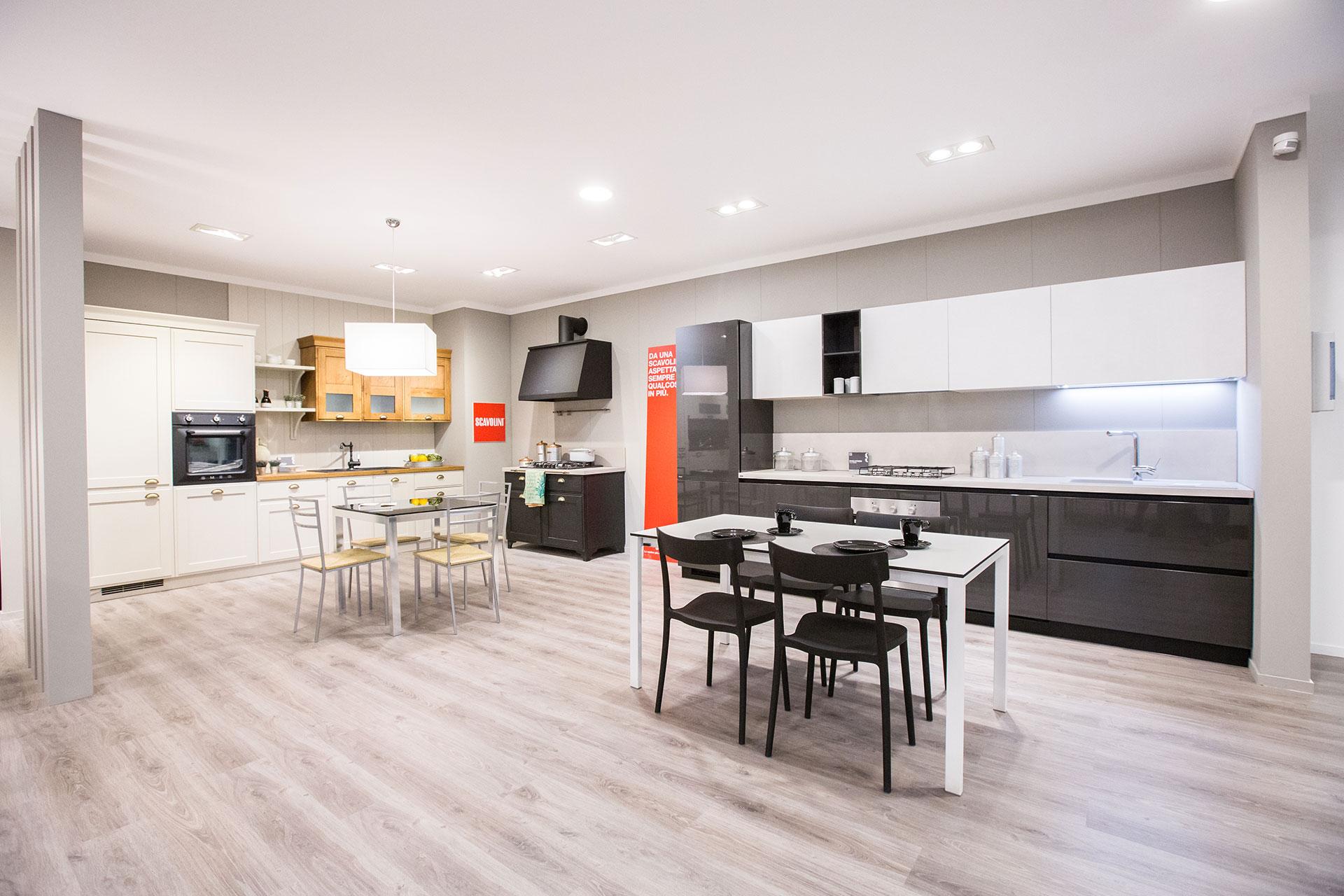 Cucina scavolini favilla e evolution | Carnero Casa