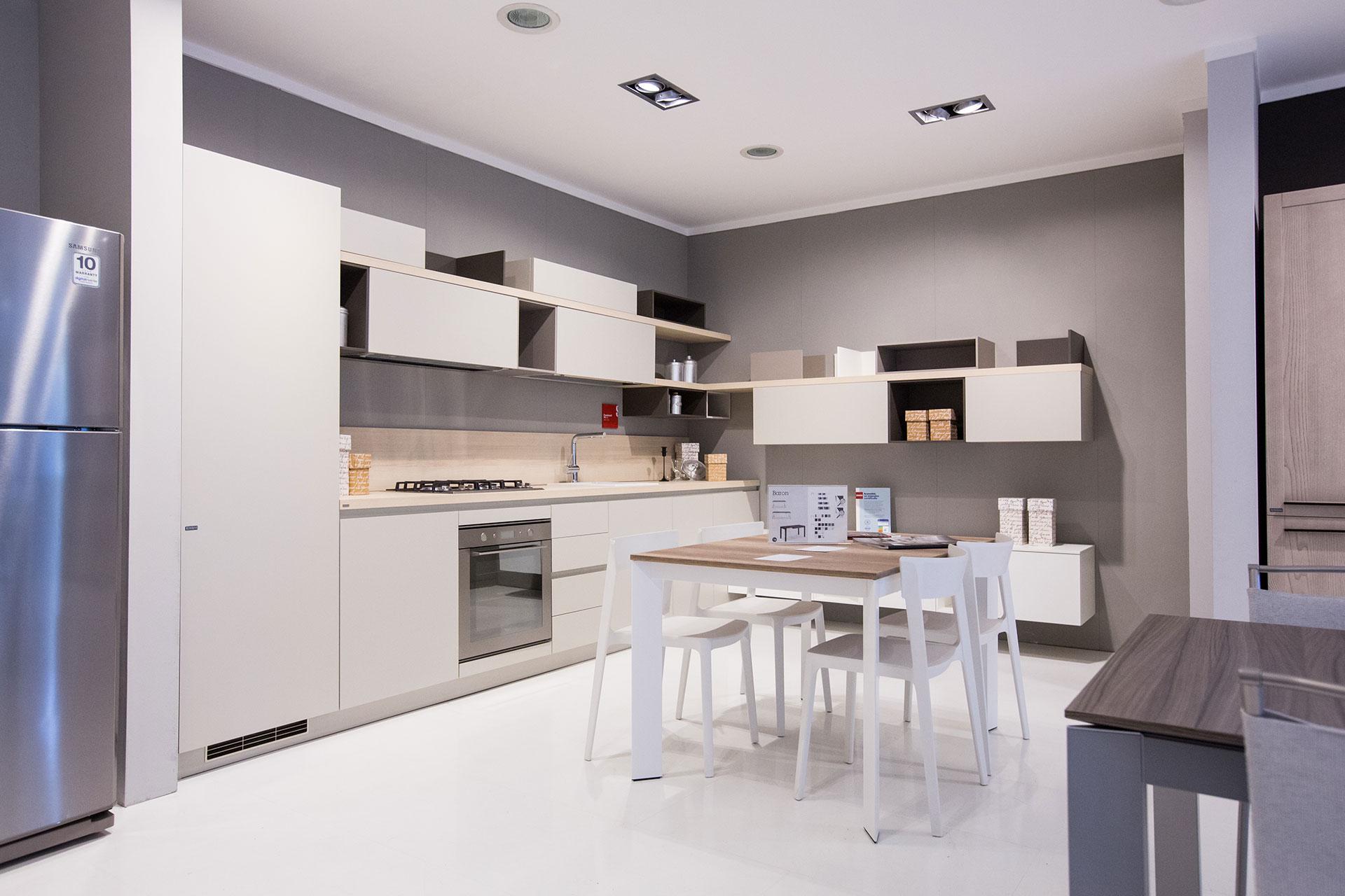 Cucina scavolini foodshelf carnero casa for Arredamento in saldo