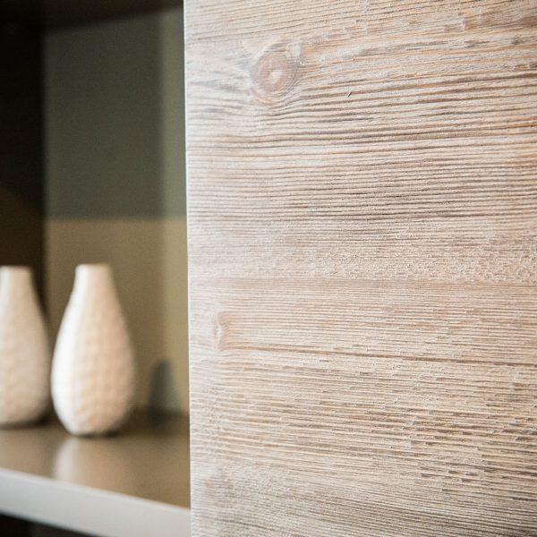 Presotto soggiorno particolare timewood | Carnero Casa