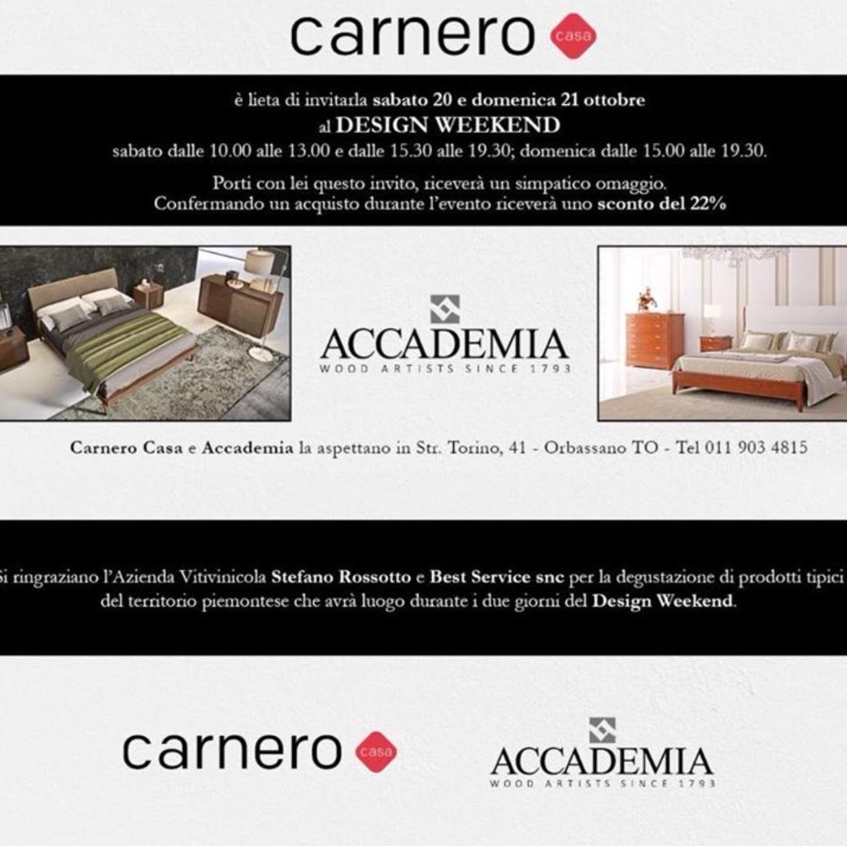 Carnero Casa, Negozio di mobili Orbassano, Arredamenti e design Torino